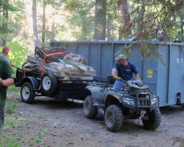 Photos: 2010 Ahtanum ORV Trails Clean-up 13