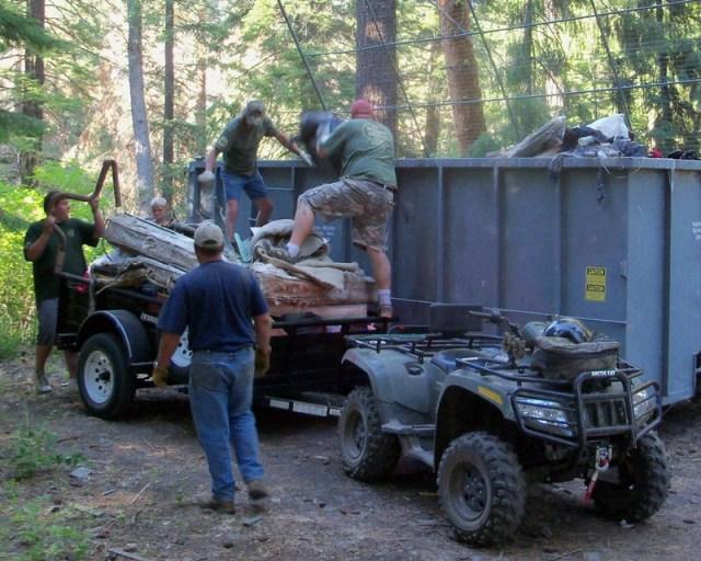 Photos: 2010 Ahtanum ORV Trails Clean-up 14