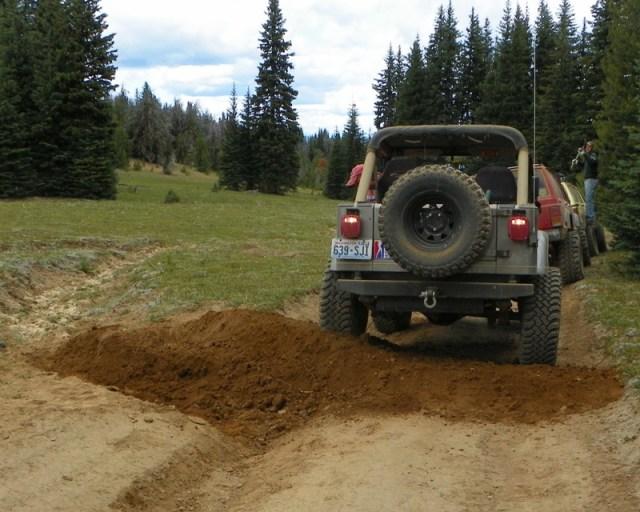 Photos: Trail 4W613 Work Day 15