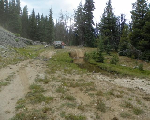 Photos: Trail 4W613 Work Day 28