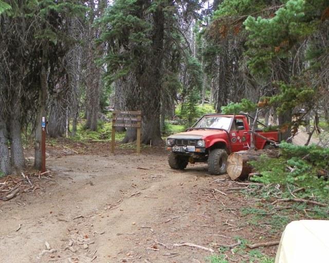 Photos: Trail 4W613 Work Day 46