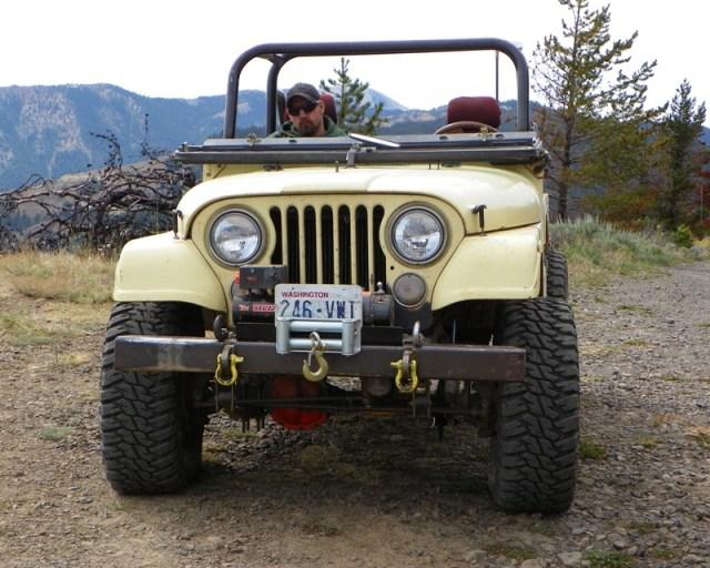 Photos: Yellow Jeep Run - Bethel Ridge 23