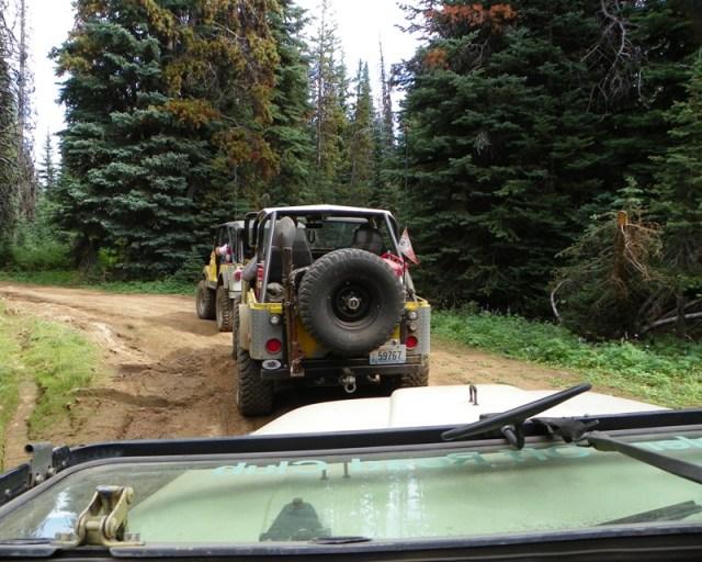 Photos: Yellow Jeep Run - Bethel Ridge 24