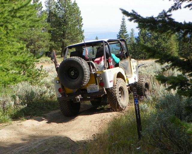 Photos: Yellow Jeep Run - Bethel Ridge 28