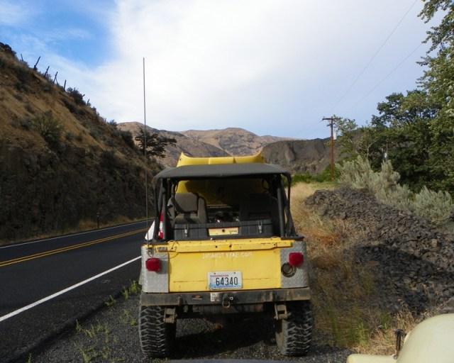 Photos: Yellow Jeep Run - Bethel Ridge 41