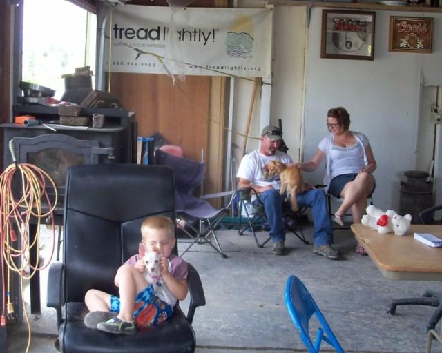 Photos: 2010 Eastern Washington Off Road Meet & Greet 2