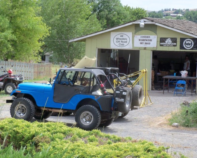 Photos: 2010 Eastern Washington Off Road Meet & Greet 4