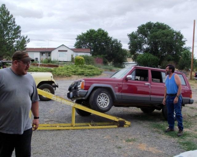 Photos: 2010 Eastern Washington Off Road Meet & Greet 5