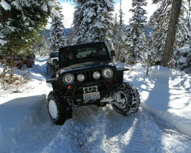 Photos: EWOR Thanksgiving 4x4 Run at the Ahtanum State Forest 26