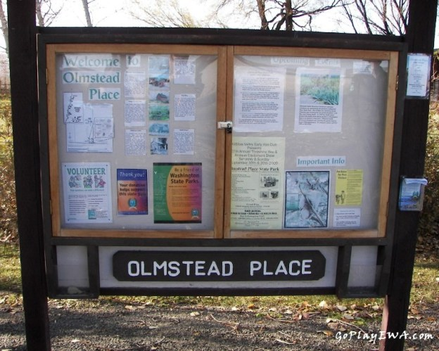 Olmstead Place State Park