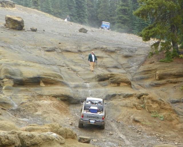 Photos: PNW4WDA Region 4 Pick Up A Mountain 32