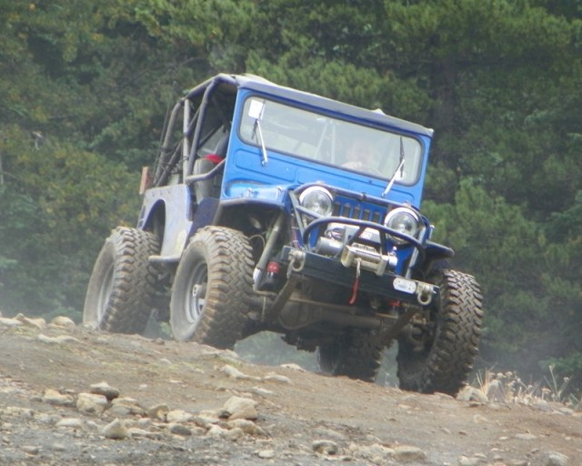 Photos: PNW4WDA Region 4 Pick Up A Mountain 33