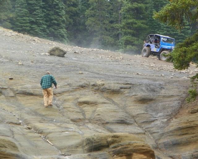 Photos: PNW4WDA Region 4 Pick Up A Mountain 34