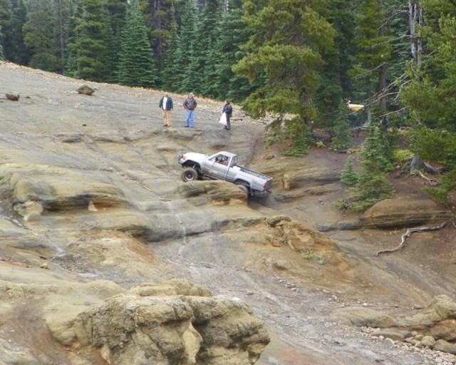 Photos: PNW4WDA Region 4 Pick Up A Mountain 36