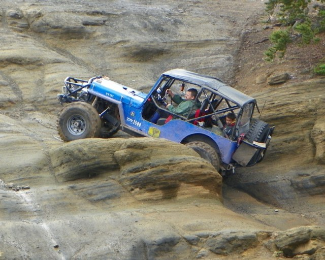 Photos: PNW4WDA Region 4 Pick Up A Mountain 38