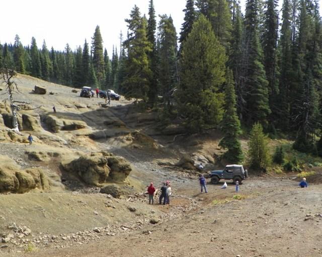 Photos: PNW4WDA Region 4 Pick Up A Mountain 39