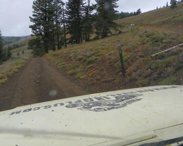 Photos: PNW4WDA Region 4 Pick Up A Mountain 56