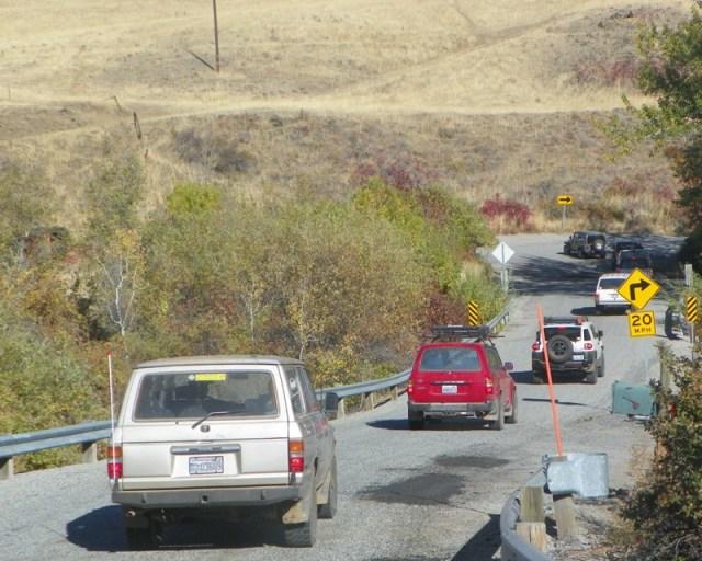 Photos: Pacific Northwest Backroad Adventures North Colockum Tour 24