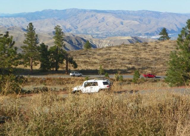 Photos: Pacific Northwest Backroad Adventures North Colockum Tour 73