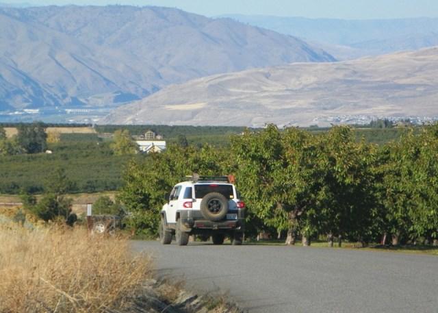 Photos: Pacific Northwest Backroad Adventures North Colockum Tour 75