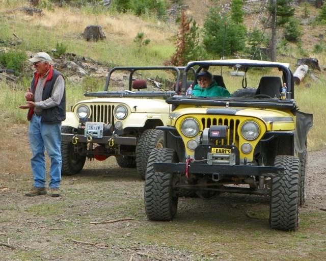 Photos: Yellow Jeep Run - Little Rattlesnake 3