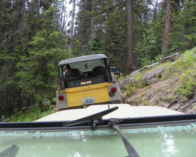Photos: Yellow Jeep Run - Little Rattlesnake 7
