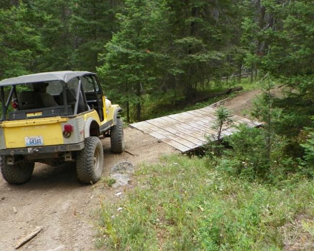 Photos: Yellow Jeep Run - Little Rattlesnake 15