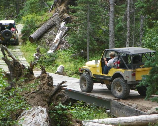Photos: Yellow Jeep Run - Little Rattlesnake 21