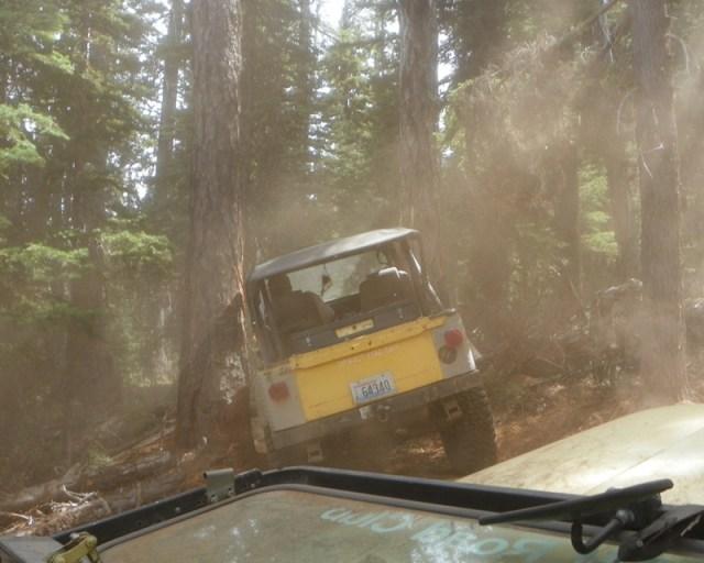 Photos: Yellow Jeep Run - Little Rattlesnake 51
