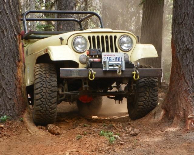 Photos: Yellow Jeep Run - Little Rattlesnake 59