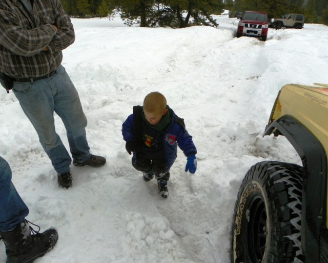 Photos: EWOR Sledding Backroads Run at the Ahtanum State Forest 22