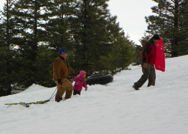 Photos: EWOR Sledding Backroads Run at the Ahtanum State Forest 27