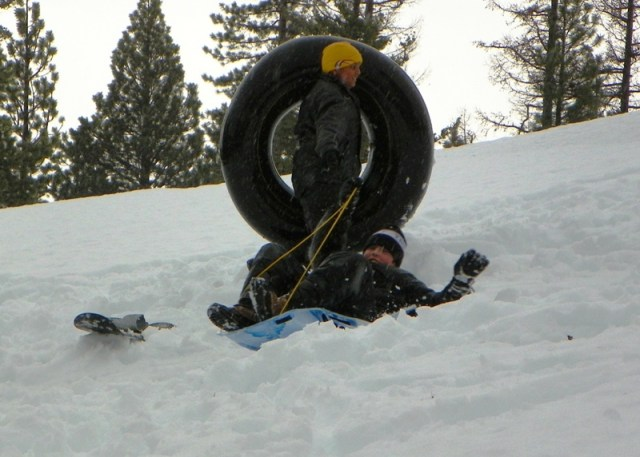 Photos: EWOR Sledding Backroads Run at the Ahtanum State Forest 32