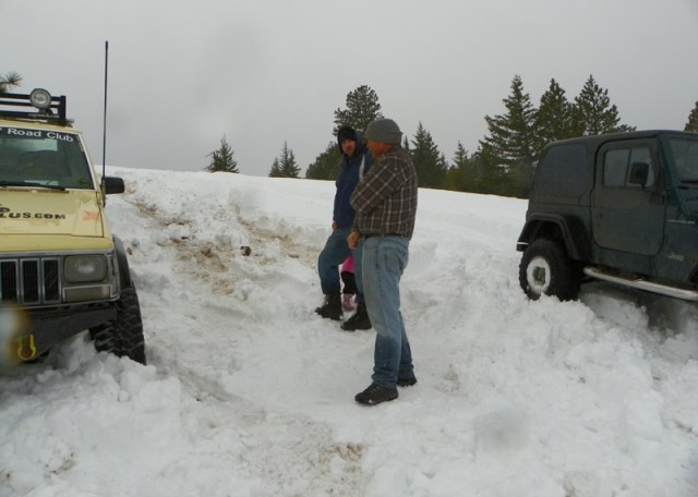 Photos: EWOR Sledding Backroads Run at the Ahtanum State Forest 34