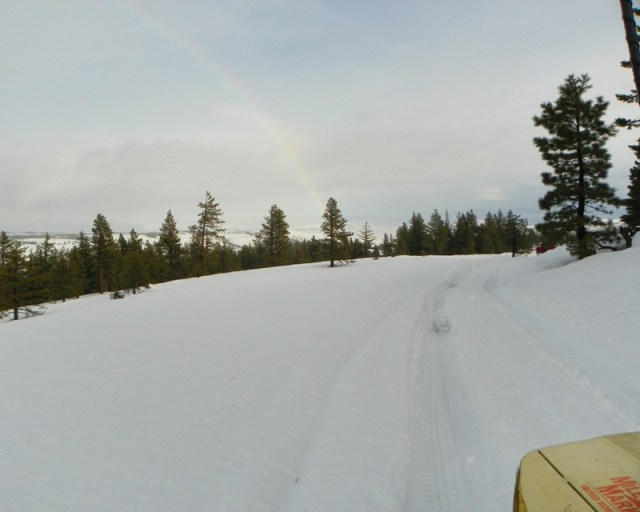 Photos: EWOR Sledding Backroads Run at the Ahtanum State Forest 36