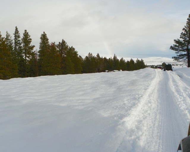 Photos: EWOR Sledding Backroads Run at the Ahtanum State Forest 39