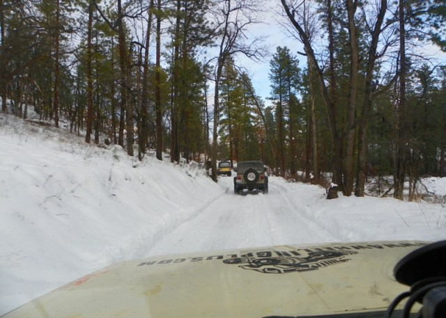 Photos: EWOR Sledding Backroads Run at the Ahtanum State Forest 51