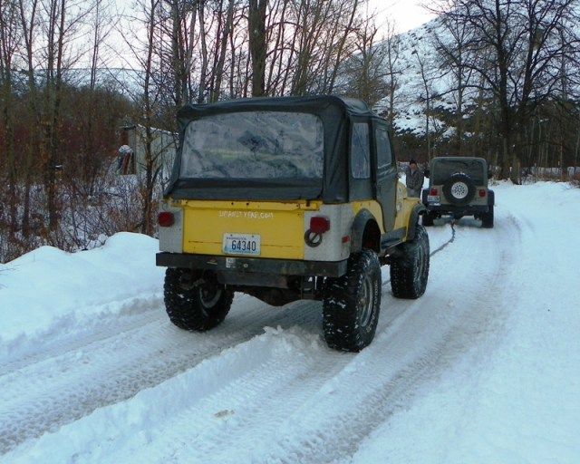 Photos: EWOR Sledding Backroads Run at the Ahtanum State Forest 58