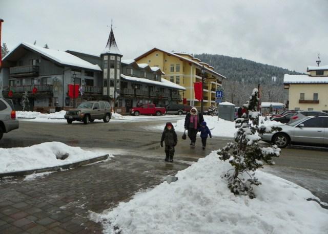 Photos: EWA Road Trip - Leavenworth Christmas Lighting Festival 3
