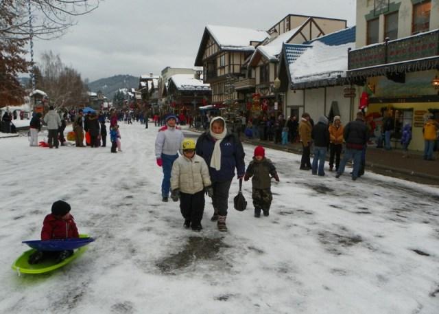 Photos: EWA Road Trip - Leavenworth Christmas Lighting Festival 16