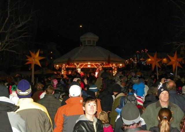 Photos: EWA Road Trip - Leavenworth Christmas Lighting Festival 28