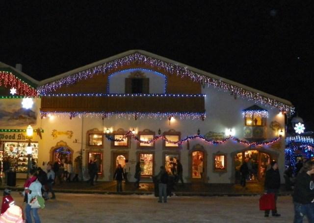 Photos: EWA Road Trip - Leavenworth Christmas Lighting Festival 35
