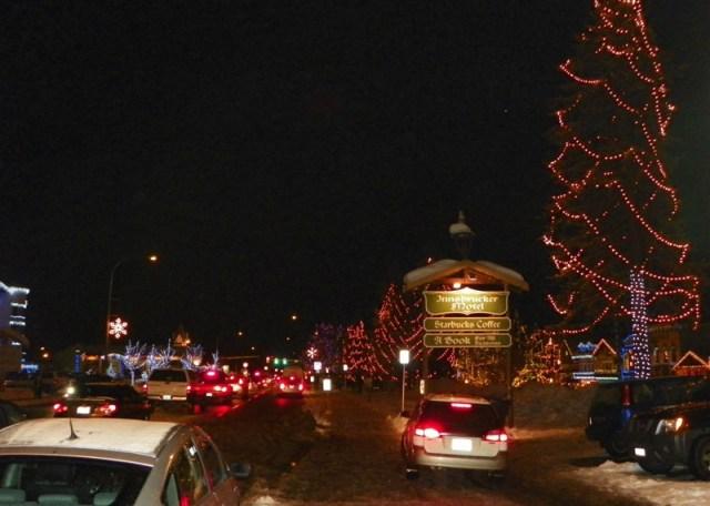 Photos: EWA Road Trip - Leavenworth Christmas Lighting Festival 39