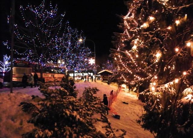 Photos: EWA Road Trip - Leavenworth Christmas Lighting Festival 42