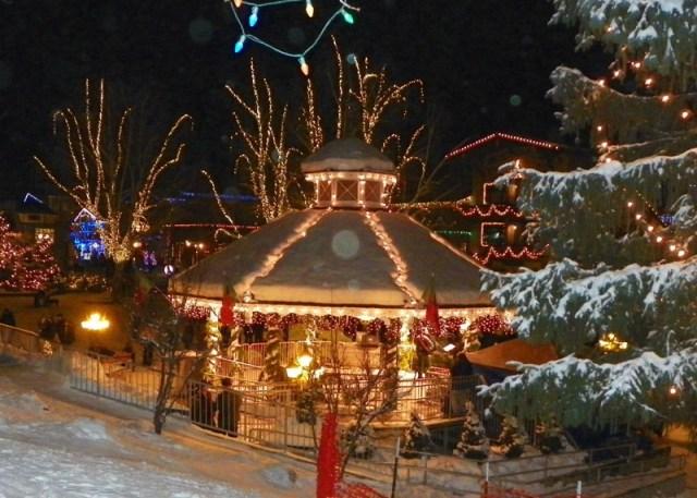 Photos: EWA Road Trip - Leavenworth Christmas Lighting Festival 43