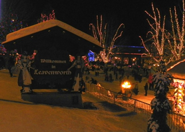 Photos: EWA Road Trip - Leavenworth Christmas Lighting Festival 44