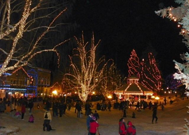 Photos: EWA Road Trip - Leavenworth Christmas Lighting Festival 46