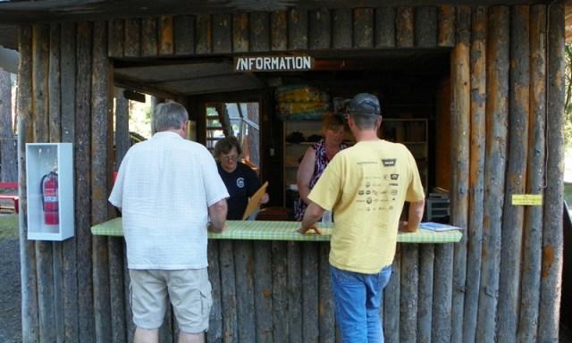 Pacific Northwest 4 Wheel Drive Association's 2011 Trail Jamboree – Day 1 of 5 3