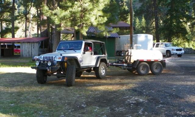 Pacific Northwest 4 Wheel Drive Association's 2011 Trail Jamboree – Day 1 of 5 6