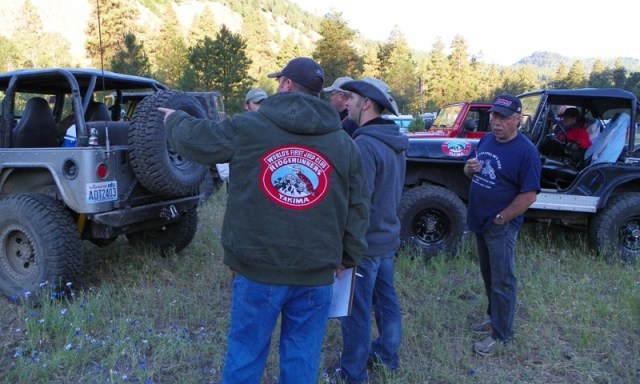 Pacific Northwest 4 Wheel Drive Association's 2011 Trail Jamboree – Day 2 of 5 1